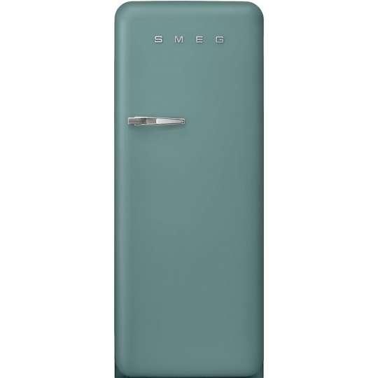 SMEG Design-Kühlschrank Emerald Green/Dunkelgrün