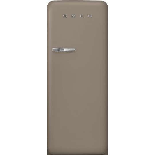 SMEG Design-Kühlschrank Taupe