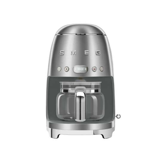 SMEG - Filter-Kaffeemaschine DCF01 - chrome