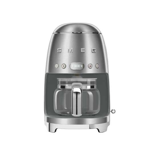 SMEG - Filter-Kaffeemaschine DCF01 - chrome