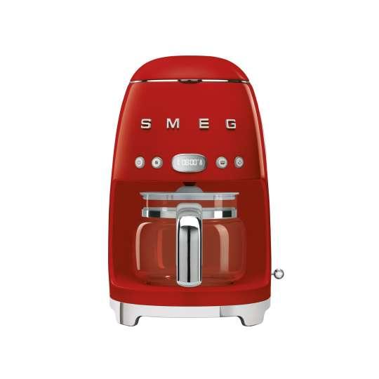 SMEG - Filter-Kaffeemaschine DCF01 - rot