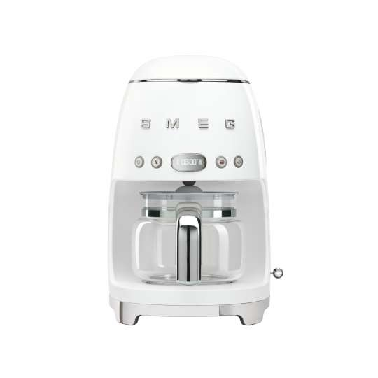 SMEG - Filter-Kaffeemaschine DCF01 - weiß
