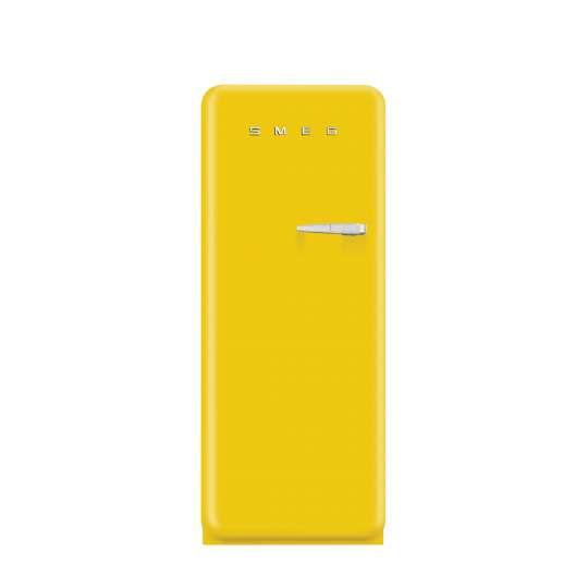 Smeg Kühlschrank Sonnengelb - FAB28LG1