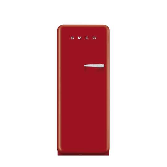 Smeg Kühlschrank Rot - FAB28LR1