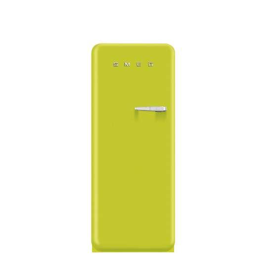 Smeg Kühlschrank Apfelgrün - FAB28LVE1