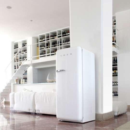 Smeg Kühlschrank Weiß Mood 1