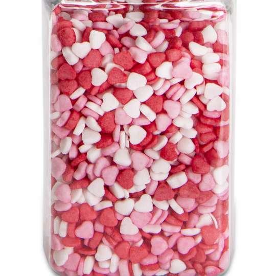 Städter:Bio-Streudekor Mini-Herzen Sweet Valentine