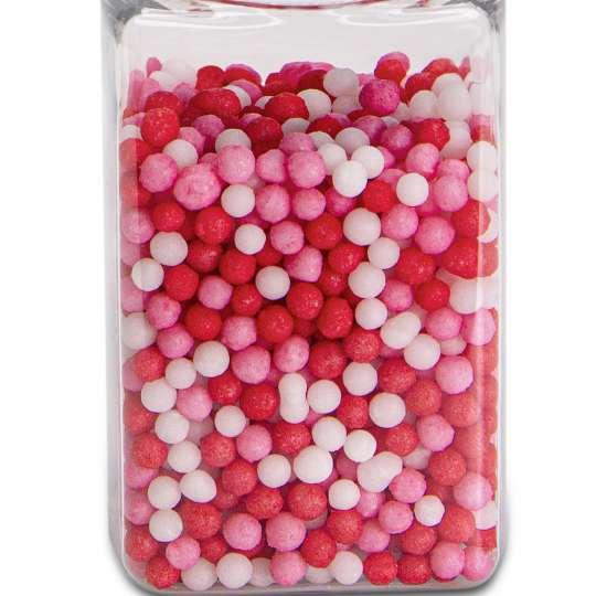 Städter: Bio-Streudekor Mini-Perlen Sweet Valentine
