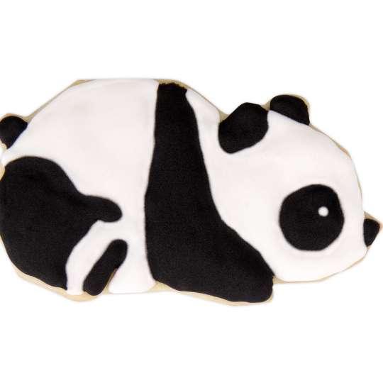 Staedter Präge-Ausstecher Geo-Panda verziert