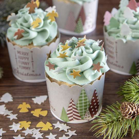 STAEDTER Cupcake-Backform Yummy Christmas
