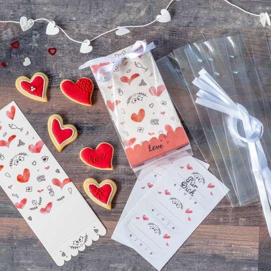 STAEDTER Geschenktüten Set  Sweet Love