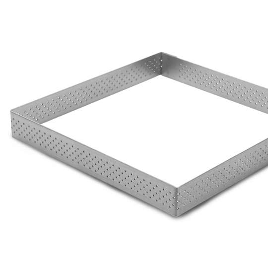 STÄDTER - Tarte-Rahmen - quadratisch 15cm