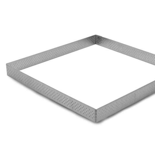 STÄDTER - Tarte-Rahmen - quadratisch 20cm