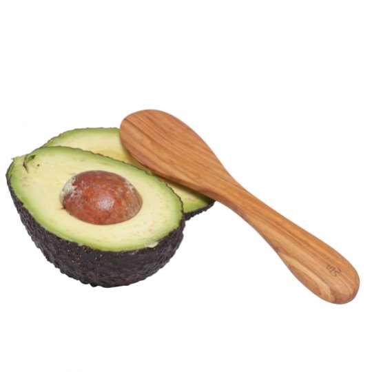Scanwood Küchenholz - Avocado-Löffel