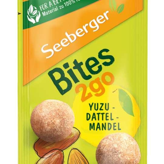 Seeberger: Bites2go /Yuzu-Dattel-Mandel