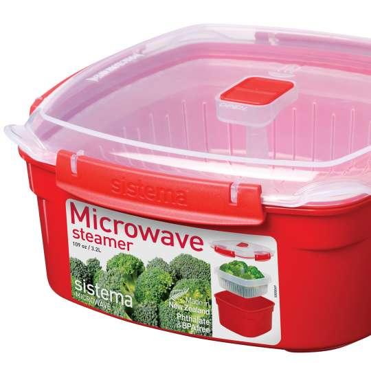 sistema - Serie Microwave - Zubereiten in der Mikrowelle - Dämpfer