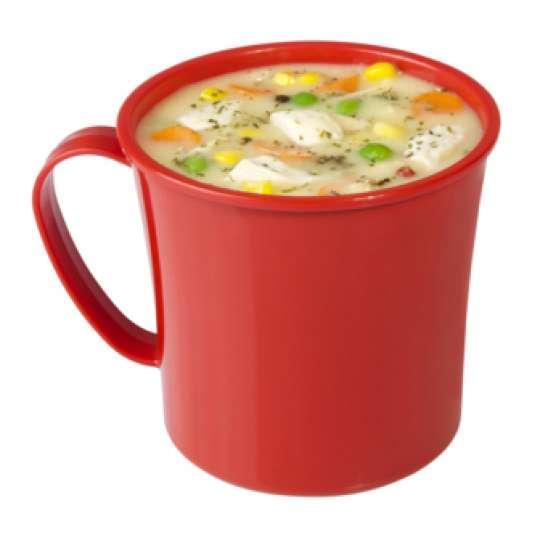 sistema - Frische-Boxen FreshWorks - Tasse mit Suppe