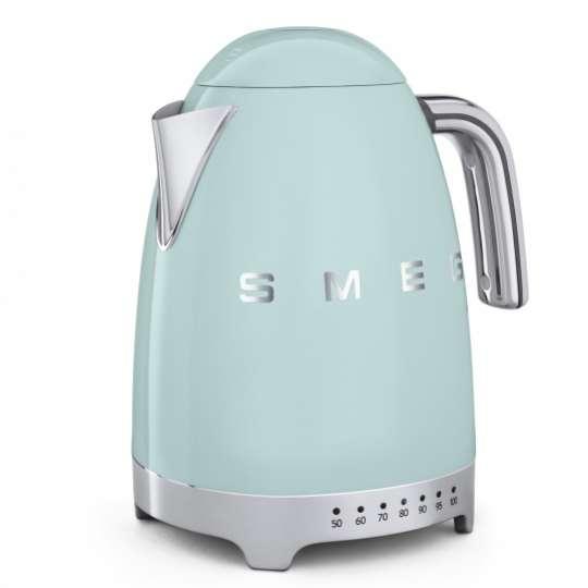 Smeg Wasserkocher Pastellgrün