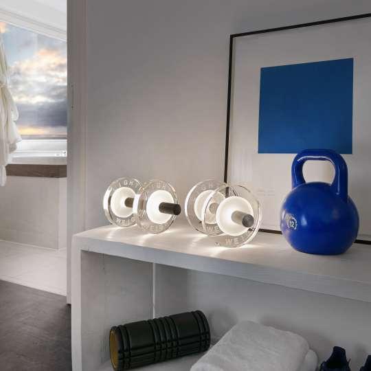 72315 - 72316 - Tischleuchten LIGHT WEIGHT von Sompex