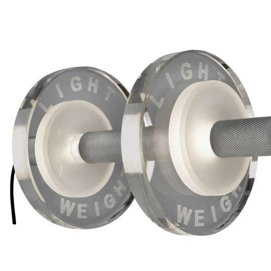 72315 - Tischleuchte LIGHT WEIGHT in Silber von Sompex