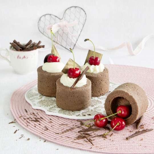 Städter Chocolate-Cherry-Cups