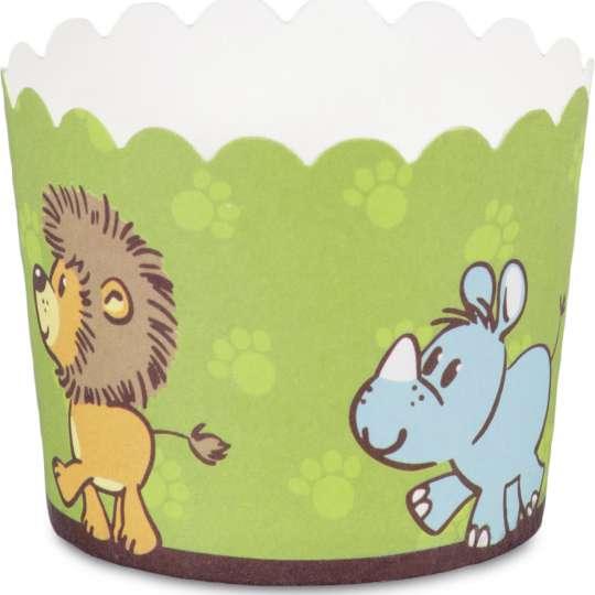 Städter Cup-Cake Backform Echte Freunde