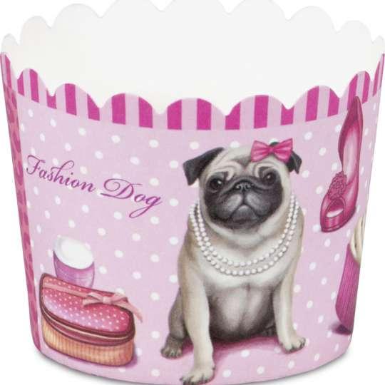 Städter Cup-Cake Backform Fashion Dog Hund