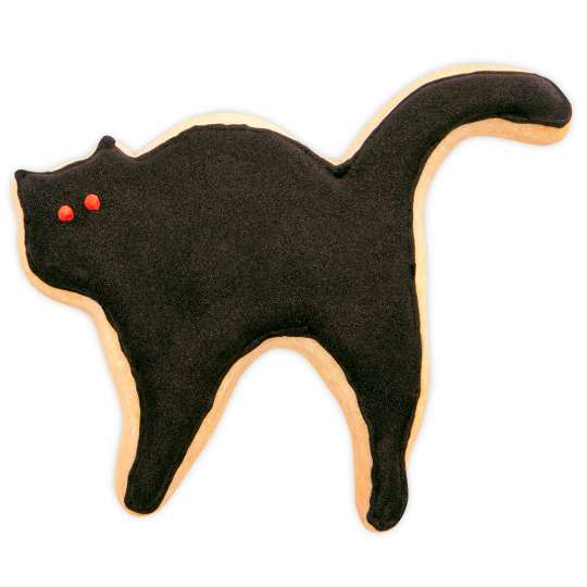 163157 - Ausstechform Katze mit Buckel von Staedter