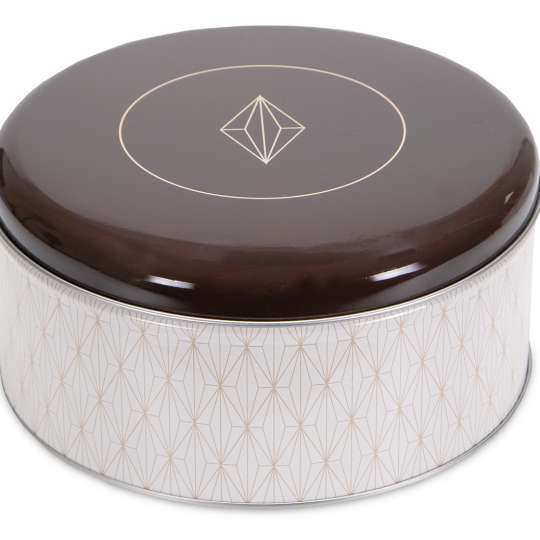 Staedter Gebäckdose Vanilla Diamonds – Rund 710047