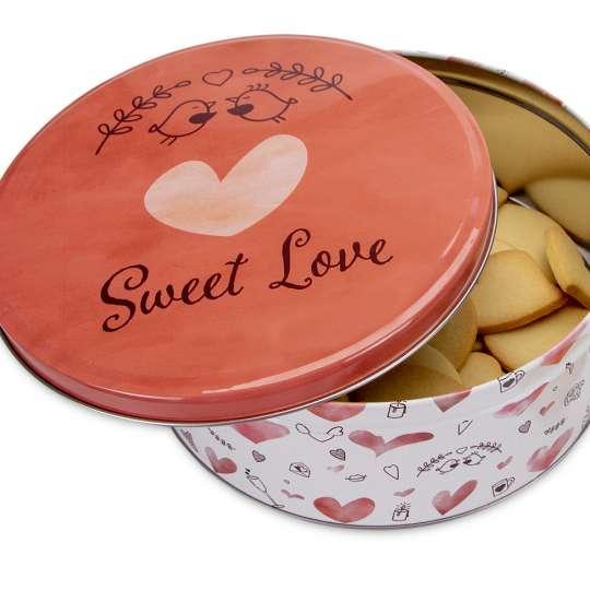 Staedter Gebäckdose Sweet Love – Rund 710122