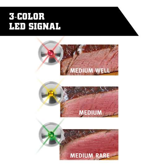 Steak Champ 3-Color LED-Signal