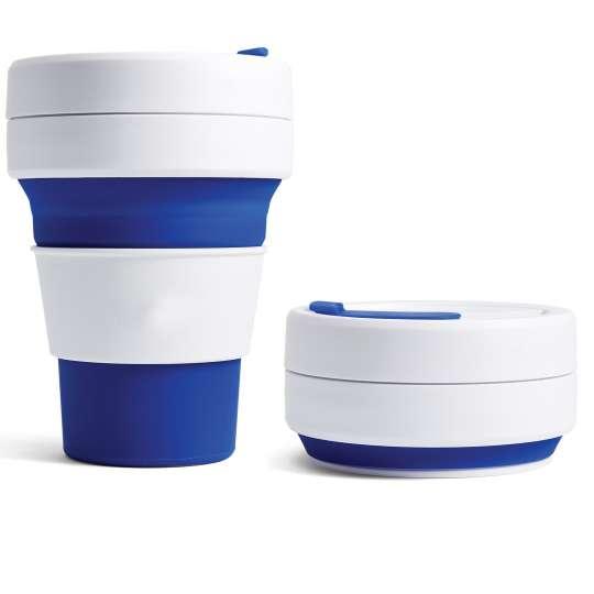 stojo-faltbarer-Becher-blau