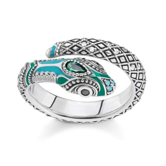 Thomas Sabo Ring Schlange