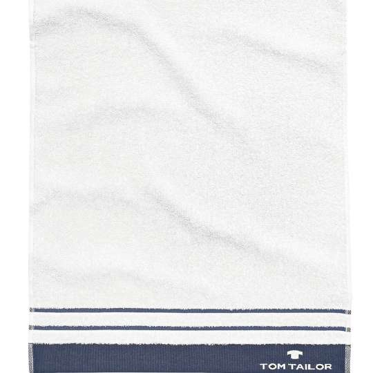 TOM TAILOR Maritim Towel white