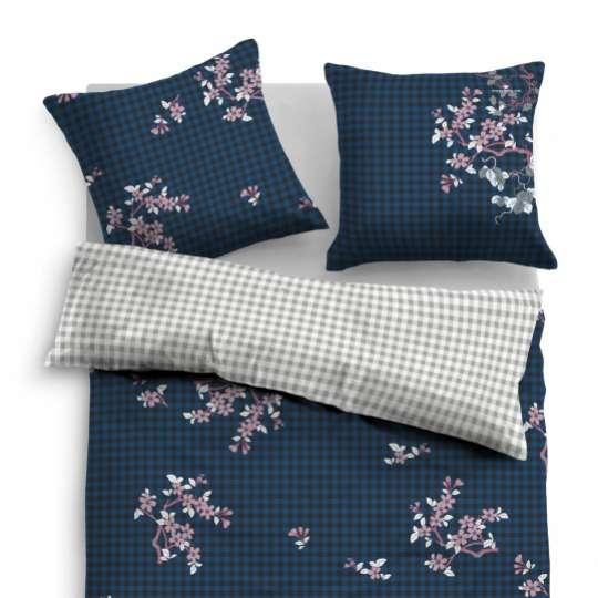 TOM TAILOR - Bedroom Floral - Satin Bed Linen