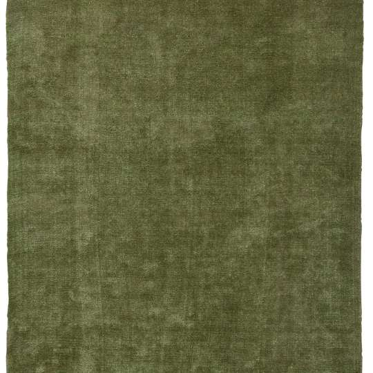 TOM TAILOR - Teppich POWDER - 320 olive