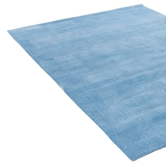 TOM TAILOR - Teppich POWDER - 707 light blue