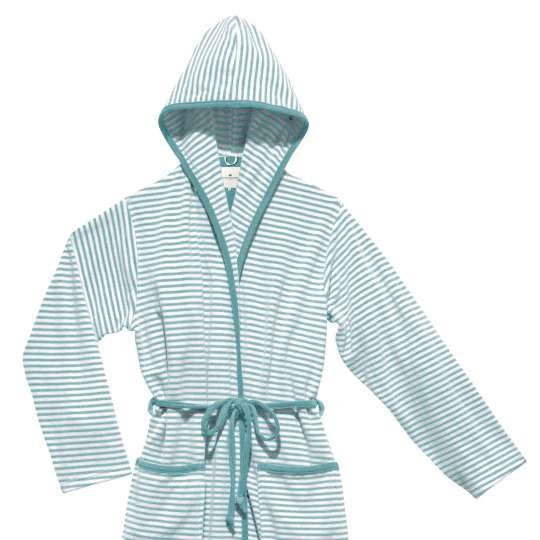 Tom Tailor BADEMANTEL STRIPE BATHROBE / 100 304 934