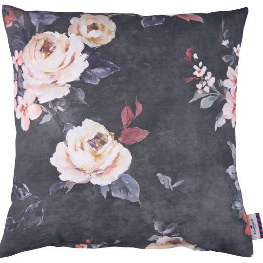 Tom Tailor-Hous 564627 Kissen-Dark Flowers