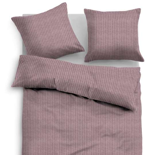 Tom Tailor BETTWAESCHE MELANGE FLANNEL BED LINEN 849915_850