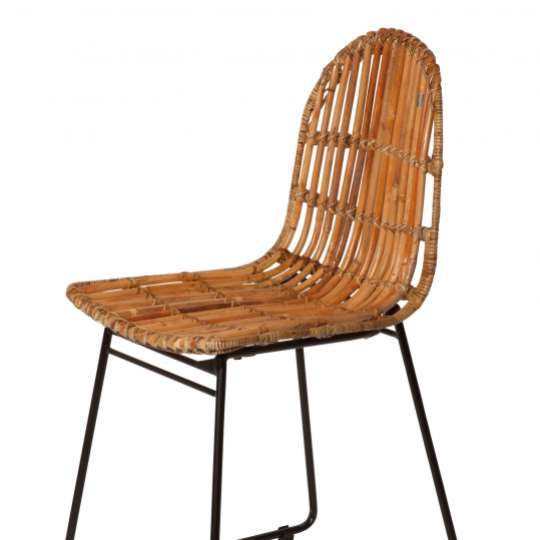 Tom Tailor  Rattanstuhl T-RATTAN CHAIR / 9651