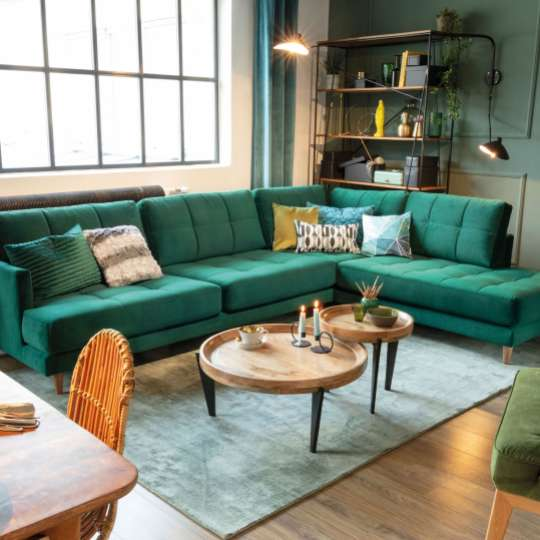 Tom Tailor NEW GREENERY SOFAECKE