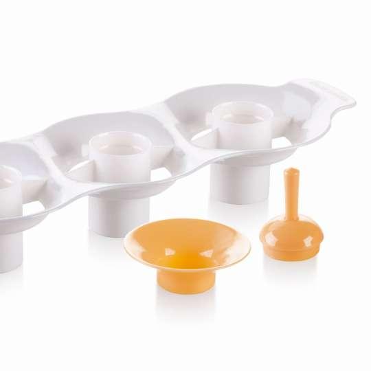 Tescoma: DELICIA - Trennhilfe für 2-farbige Muffins