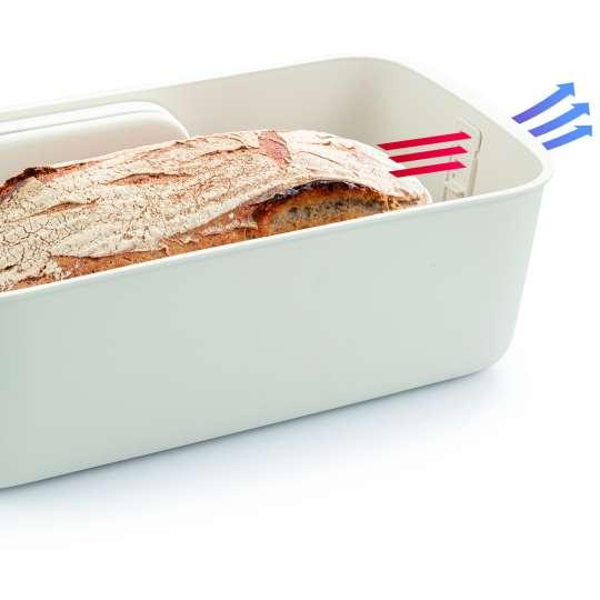 Tescoma: Brotbox Entlüftung