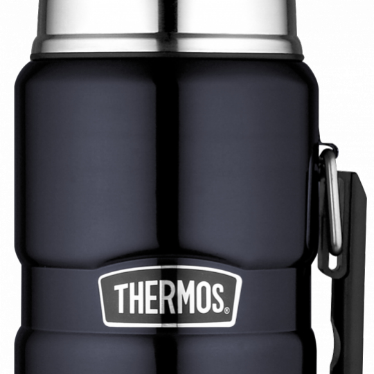 Thermos_Isolierflasche 1,2l_Stainless King_Midnight Blue