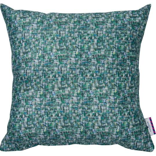 Tom Tailor Home Motley Green Kissenhülle blau/grün