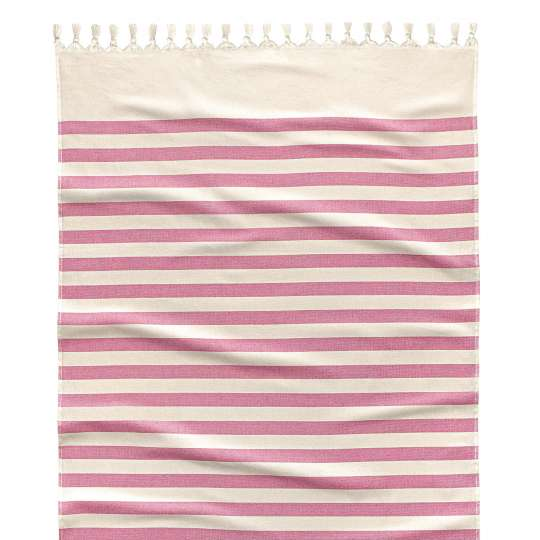 Tom Tailor Home Pink Hamam Handtuch