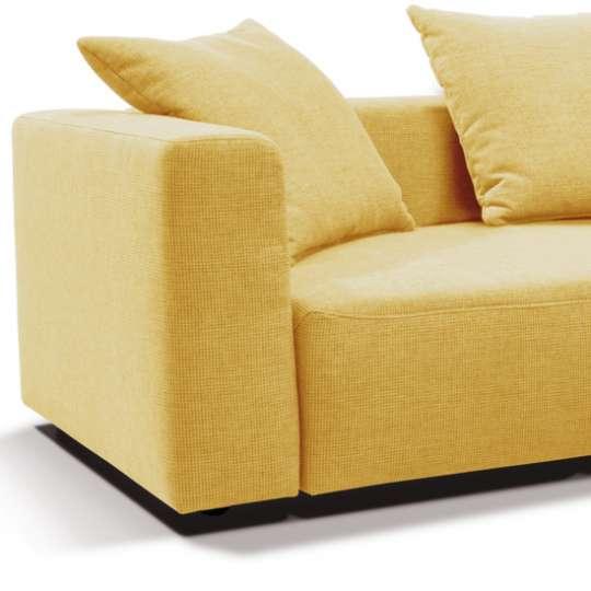 Tom Tailor Home Heaven Colors Sitzecke gelbes Sofa