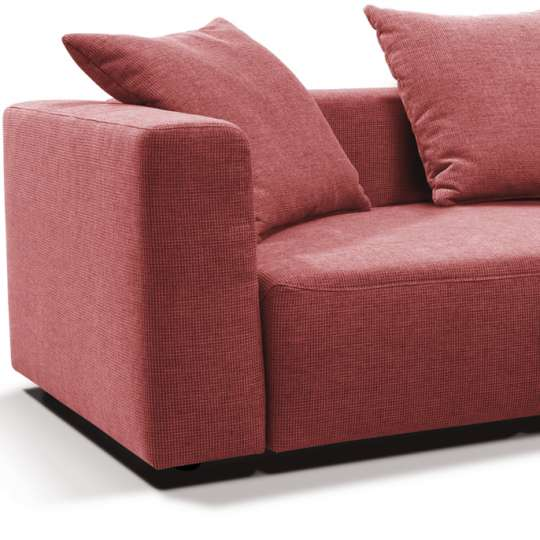 Tom Tailor Home Heaven Casual kubisches Sofa blush coral