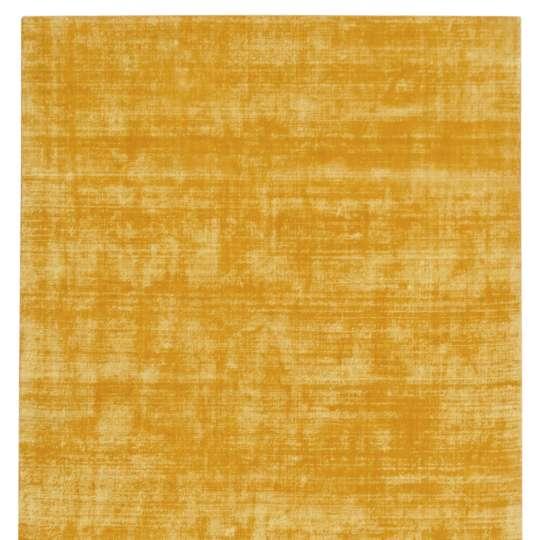 Tom Tailor Home Shine Handgewebter Teppich sonnengelb